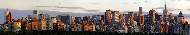 3I-NYC-Manhattan-Sunset-panorama