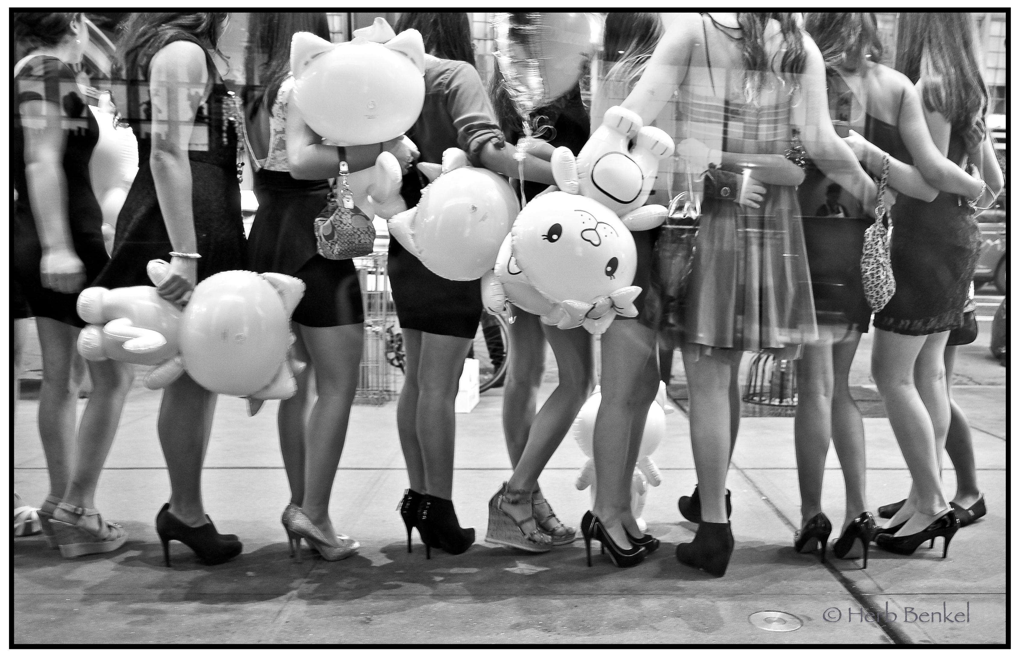 Broadway Balloons, Watermarked