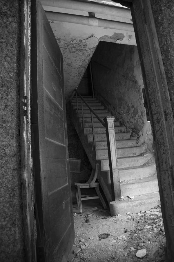 Stair-BW