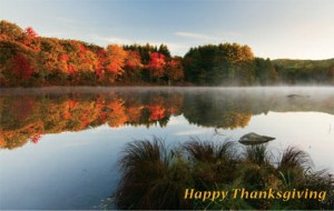 Bergen County Camera's Thanksgiving Card Photo Contest