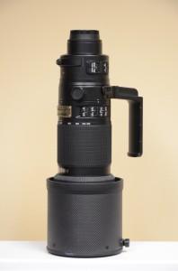 Nikon 200-400 Lens