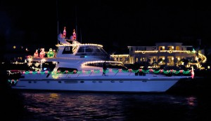 Holiday Lights - Christmas Boat Parade