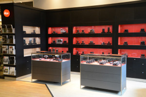 Leica Boutique at Bergen County Camera