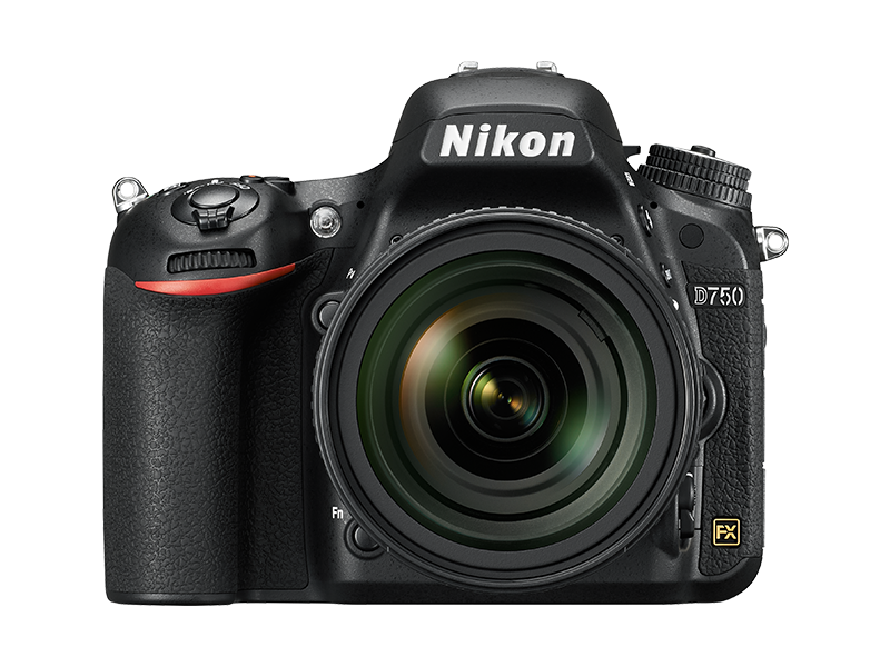 Now In Stock: Nikon D750