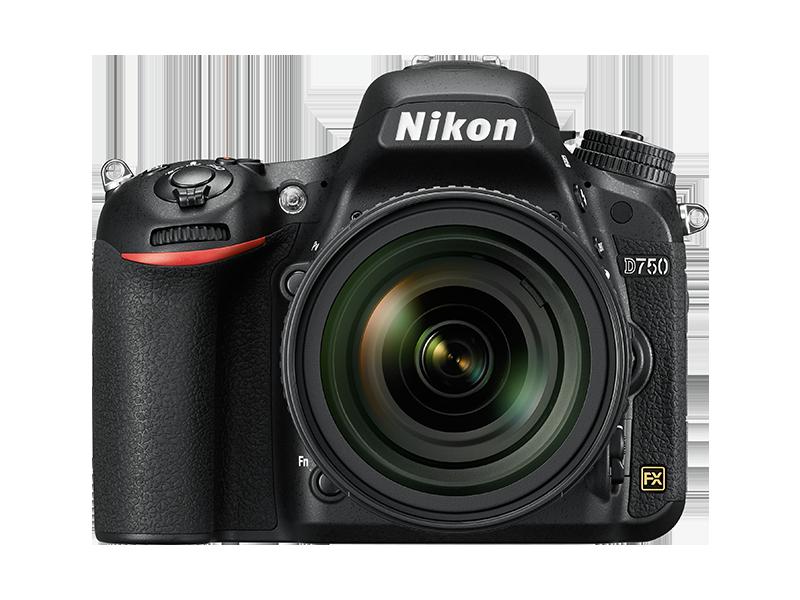 Now In Stock: Nikon D750