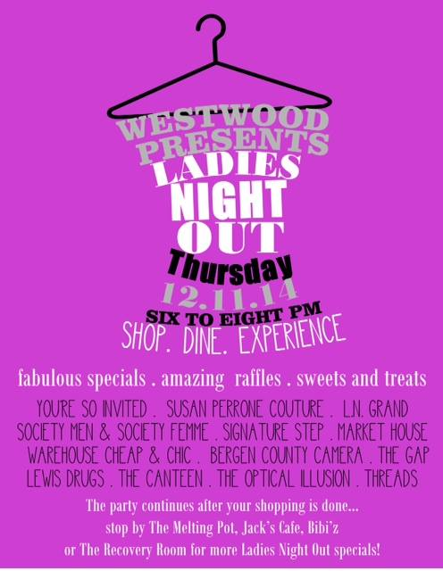 Ladies Night in Westwood
