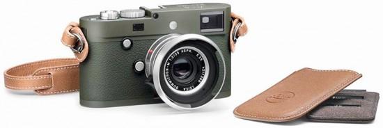 """Pre-Order the Leica M-P Type 240 Safari or Leica M-P """"Correspondent"""" by Lenny Kravitz for Kravitz Design"""