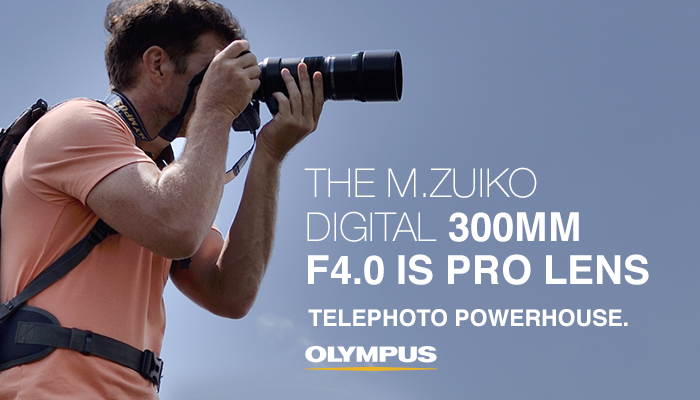 MZuiko 300mm Billboard_700x400