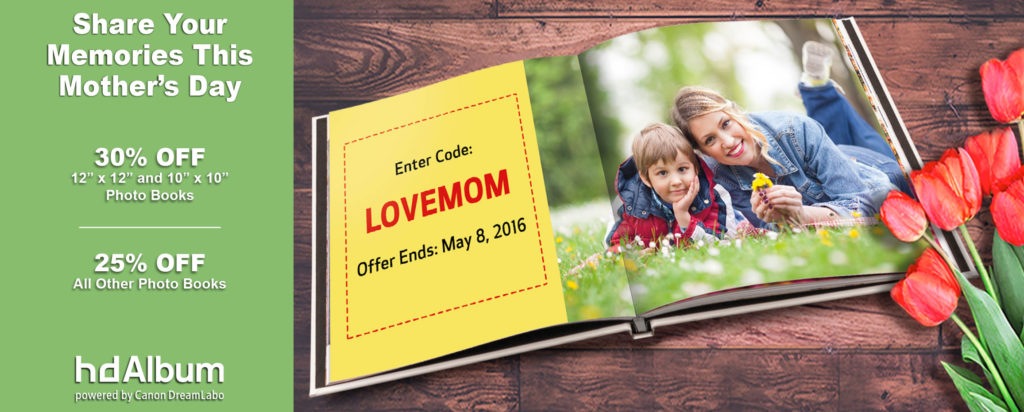 Mothers-Day-Album-Canon-HD-Special-Savings