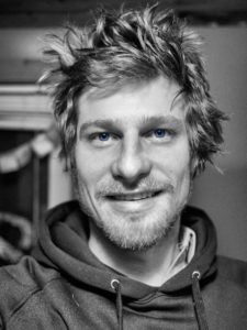 Ben Grunow headshot
