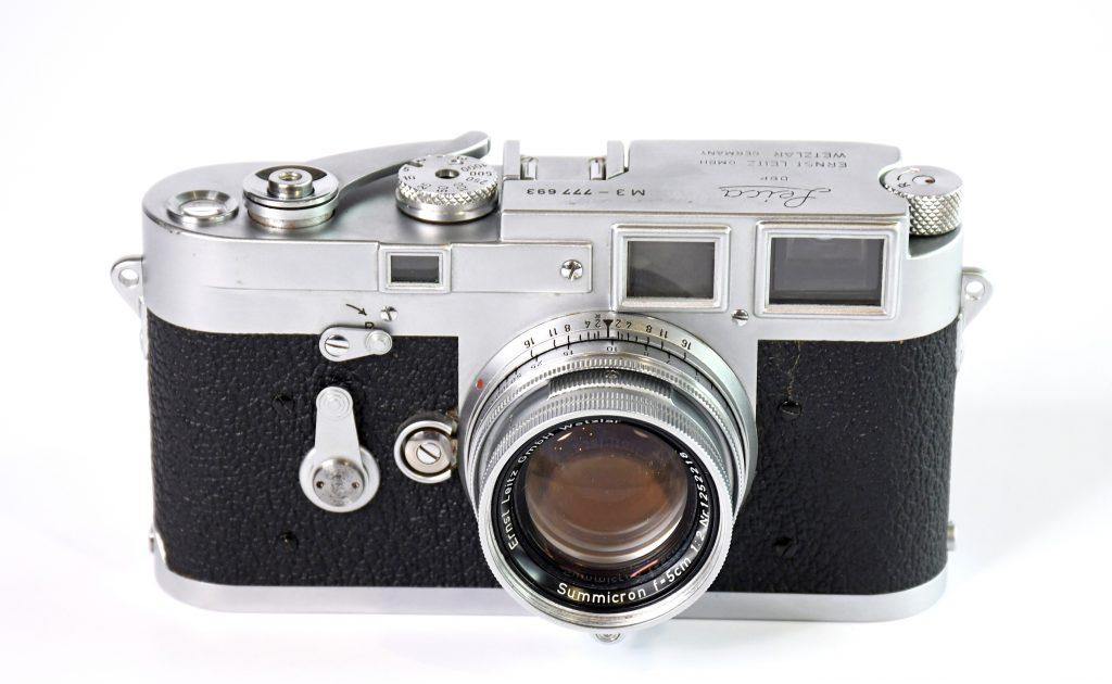 """Leica M3 """"Lucky 7"""" & Snap Balls"""
