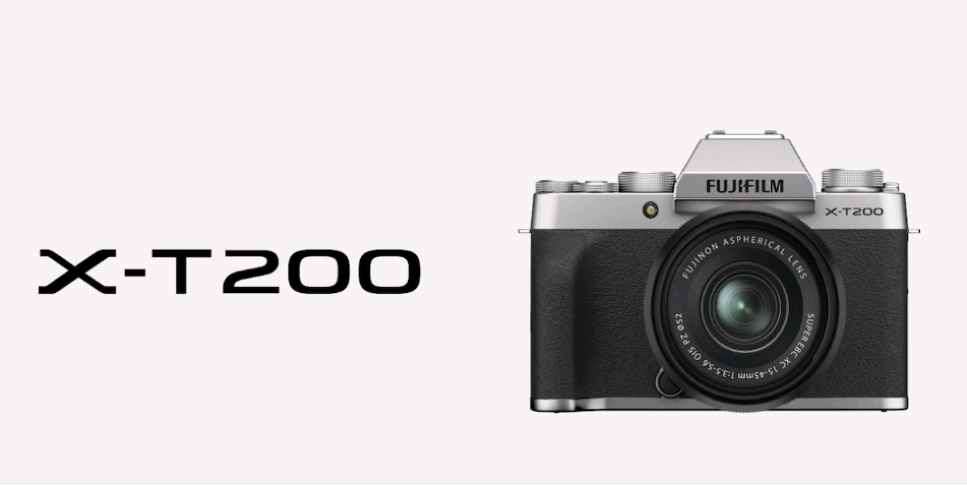 Meet The New Fuji X T200 Bergen County Camera Blog