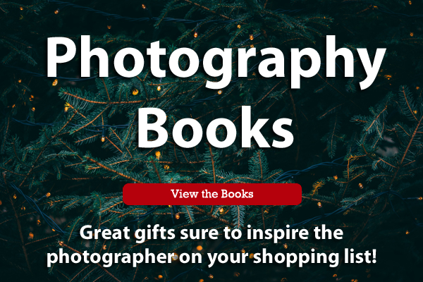 Great gifts sure to inspire the photographer on your shopping list!